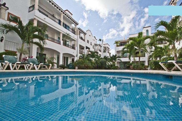 Alberca - Gaviotas 2 Recamaras 5 Personas - Playa del Carmen - rentals