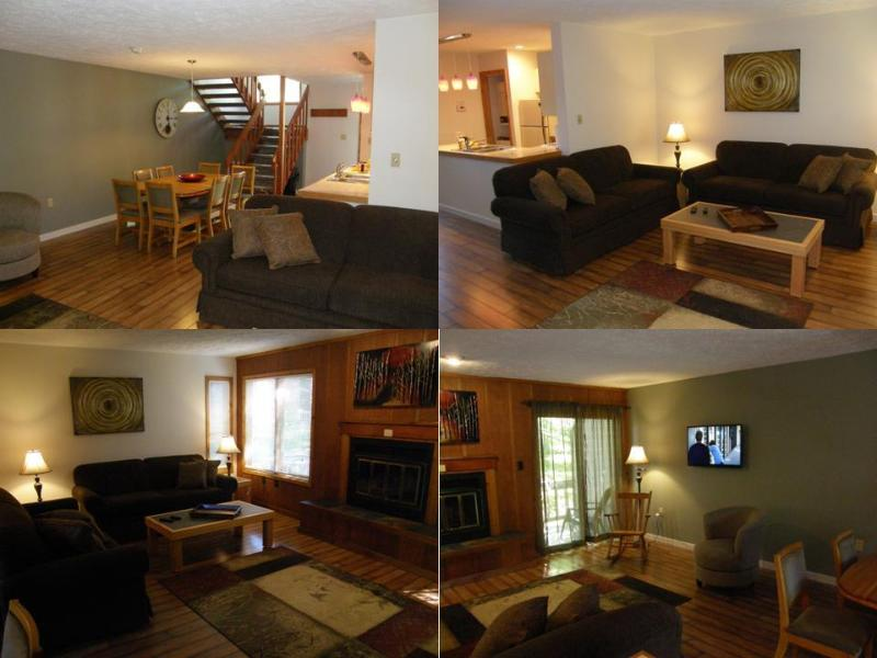 downstairs - Five Bells at Shawnee - East Stroudsburg - rentals