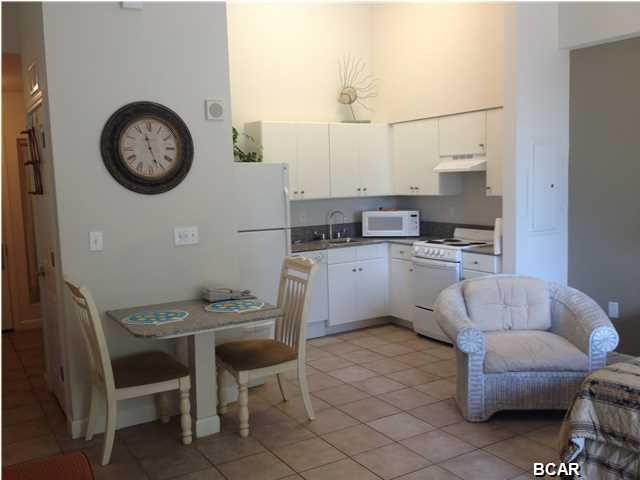 Kitchen - Shores 1st Flr Studio 1 Bath Kitchen Reseved Park - Panama City Beach - rentals