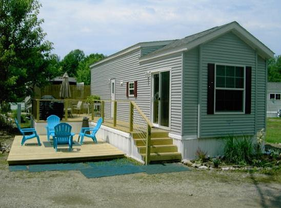 Unit #14 - The Tiny House (across from  Warren Dunes St Pk)) - Sawyer - rentals