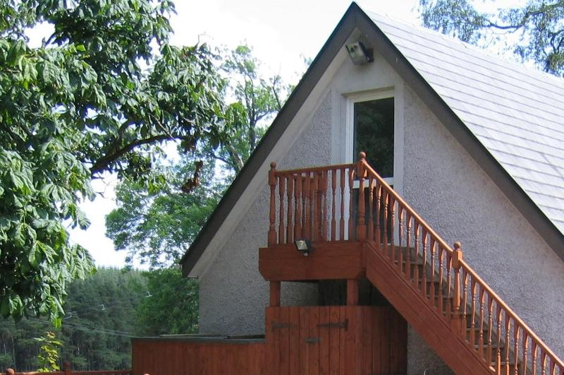 The Roost with private entrance - The Roost Self Catering Studio nr Lanark, Scotland - Lanark - rentals