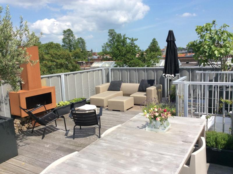 Roof terrace - Apartment with roof terrace - Amsterdam - rentals