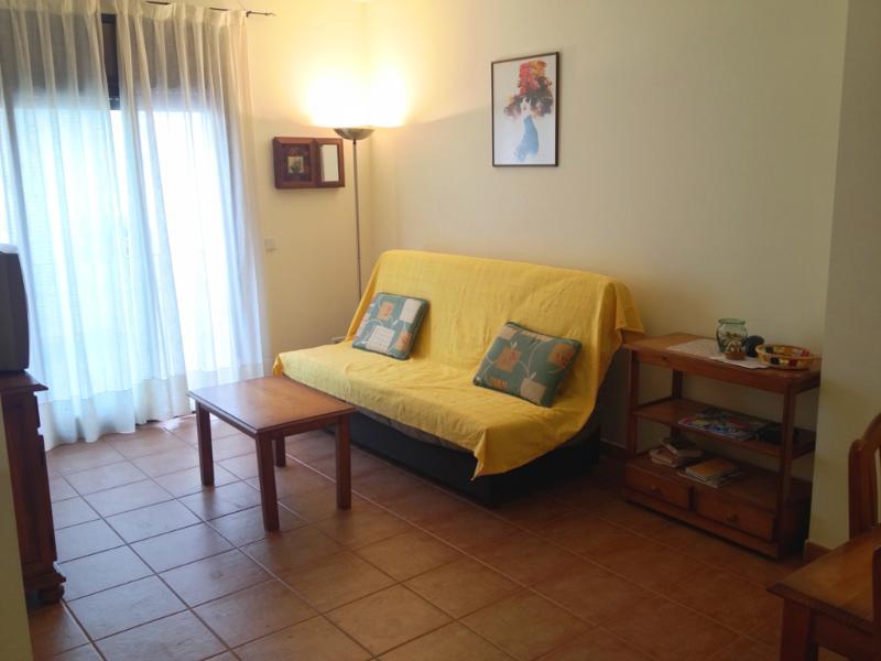 Living room - Beautiful apartment near the beach - Lloret de Mar - rentals