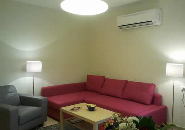 Remodled and comfertable 1 bedroom apartment in Emek Refaim - Image 1 - Jerusalem - rentals
