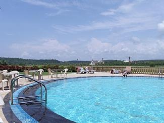 02) Private 1 Bed Apartment, Nazri Resort, Baga - Image 1 - Baga - rentals