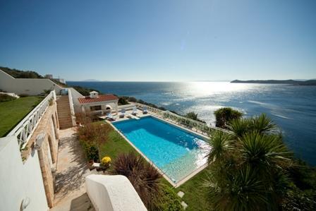 Marathon Villa in Greece with private pool - Image 1 - Attica - rentals