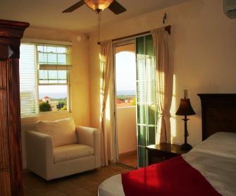 Master bedroom - Luxury Mediterranean style villa-Spectacular views - Rio Grande - rentals