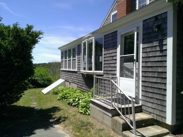 Antique Wellfleet Cape with Views (1602) - Image 1 - Wellfleet - rentals