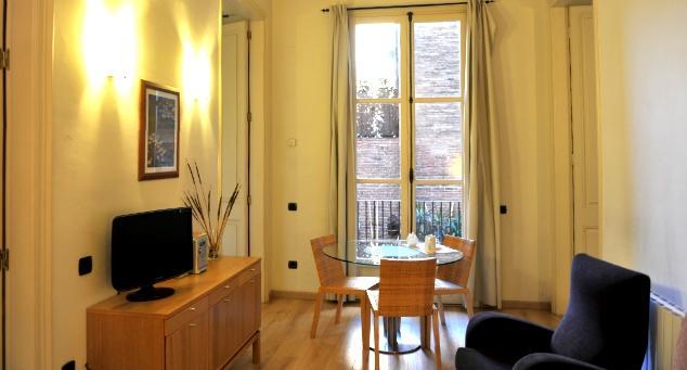 Living Room - Gaudir 6 - Barcelona - rentals