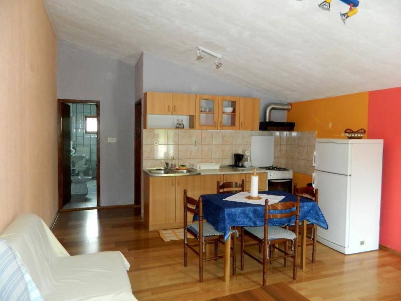 Apartments Ivan - 10021-A2 - Image 1 - Rogoznica - rentals