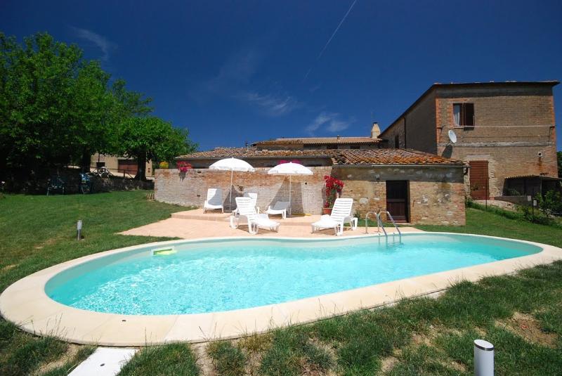 shared pool - Podere Olivetto 1 - Ali Sabieh Region - rentals