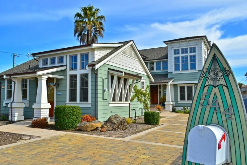 Point Break Beach House - Point Break Beach House - Santa Cruz - rentals
