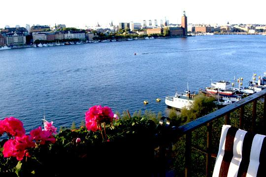 Sea View *** Cocoon  (STOCKHOLM) - Image 1 - Stockholm - rentals