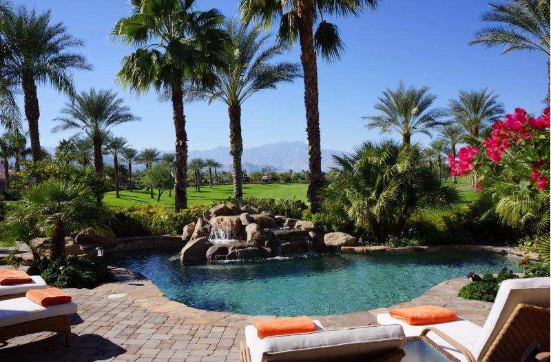 Our Pool - Indian Wells Paradise, Elegant and Upscale - Indian Wells - rentals