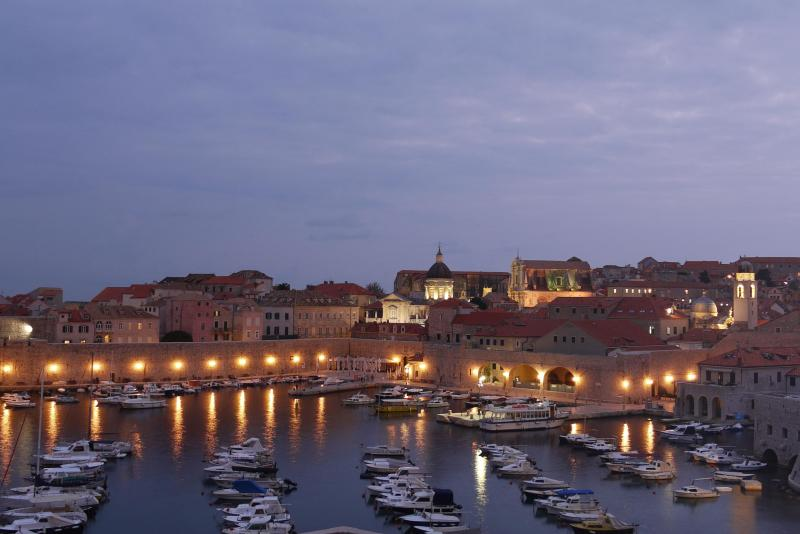 surrounding - Baroque Palace in  old town unbelievable location - Dubrovnik - rentals