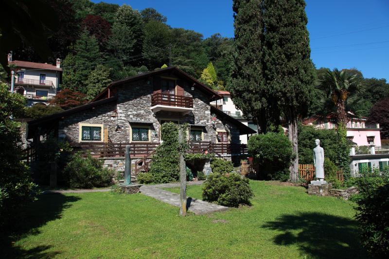 garden - cosy apartment in Stresa - Stresa - rentals
