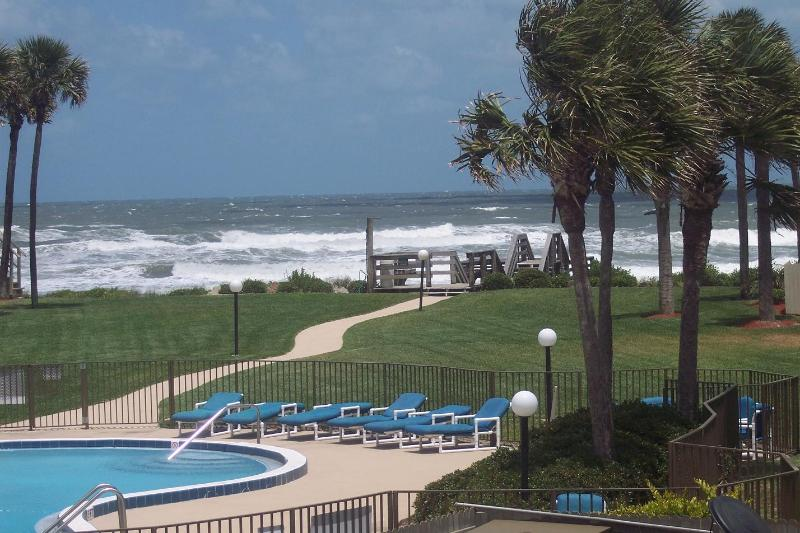 100 Yards to the Beach-View from the Condo - Summerhouse*5*Star Ocean Condo-RENT FOR SUMMER NOW - Saint Augustine - rentals