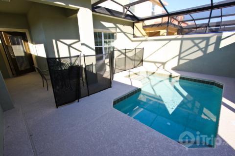 Fantastic Condo with Sauana and Hot Tub at Paradise Palms - Image 1 - Kissimmee - rentals