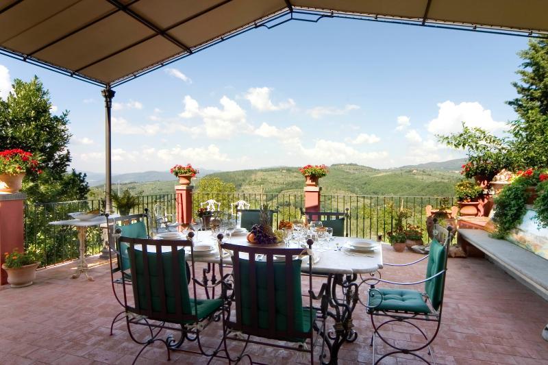 Tuscan Villa with a Private Pool in a Village - Casa Donnini - Image 1 - Donnini - rentals