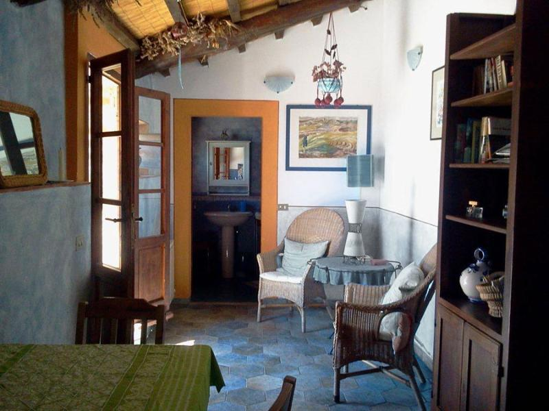 Il Baroncino - Patio - Image 1 - Sovicille - rentals