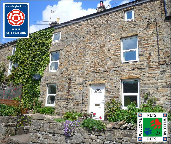 Black Dog House awarded 3 Stars by Visit England - Black Dog House - Westgate - North Pennines - UK - Durham - rentals
