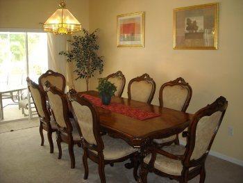 Luxury Waterfront 4 Bedroom 3 Bathroom Retreat. 5443DR - Image 1 - Orlando - rentals