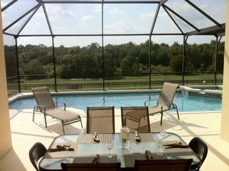 Windsor Palms6 Bedroom 3.5 Bath Pool home 3 miles from Disney. - Image 1 - Orlando - rentals