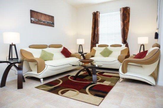 Stunning 6 bedroom 4.5 bathroom villa at Watersong. 601OCB - Image 1 - Orlando - rentals
