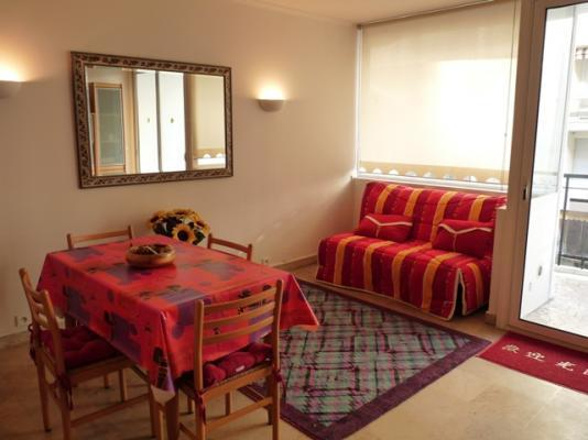 Fase Martinez 1 Bedroom Cannes Apartment with a Terrace - Image 1 - Cannes - rentals