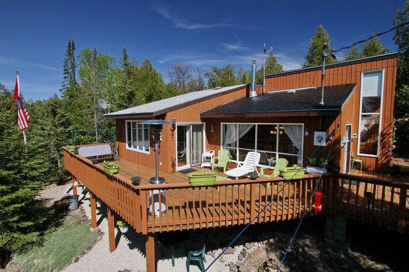 CANAM LAKE HOUSE cottage (#873) - Image 1 - Tobermory - rentals