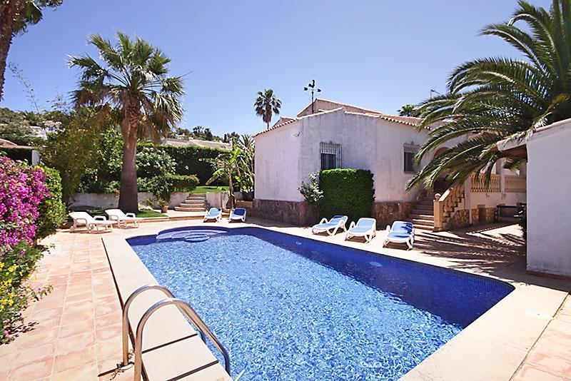 Casa Sandra 4 pax - Image 1 - Javea - rentals
