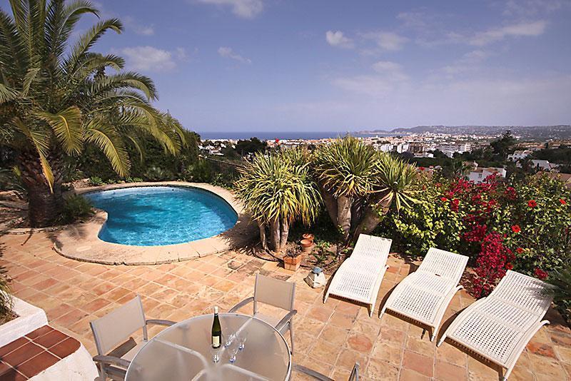 Villa Kanela - Image 1 - Javea - rentals