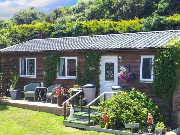 THE LOG CABIN, romantic, country holiday cottage, with a garden in Adforton, Ref 6749 - Image 1 - Adforton - rentals