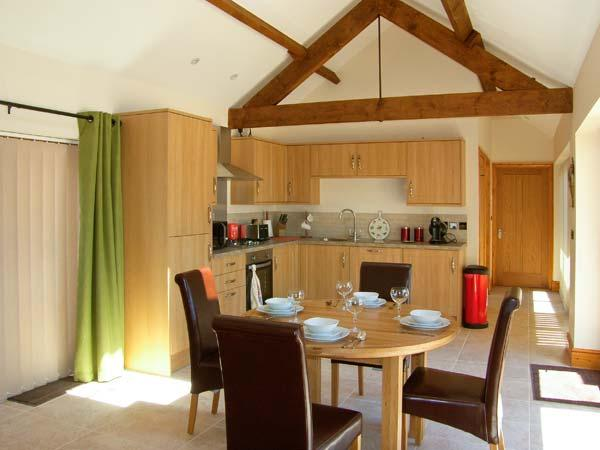 LITTLE HENDRE LODGE, luxury wheelchair-friendly lodge with woodburner, Monmouth Ref 905365 - Image 1 - Monmouth - rentals