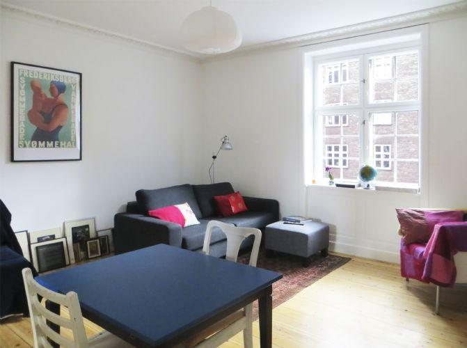 Holger Danskes Vej Apartment - Newly renovated Copenhagen apartment at Frederiksberg - Copenhagen - rentals