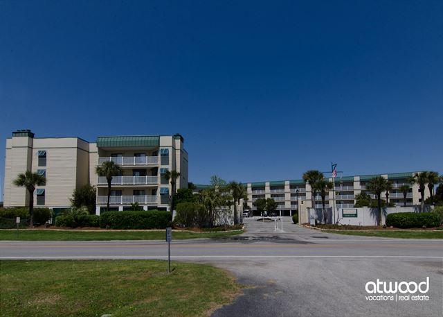 Bay Creek Villa 311 - 3 Bedroom, Panoramic Views, Linens - Image 1 - Edisto Island - rentals