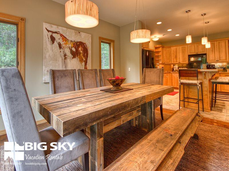 Newly remodeled in Summer 2012 - 4 Bear`s Den - Big Sky - rentals