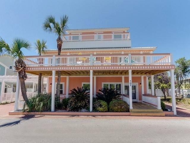 CORAL REEF - Image 1 - Seagrove Beach - rentals