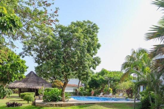 Casa Maya - Common areas - Playa del Carmen vacation rentals - Villas del-Mayab Casa Maya - Playa del Carmen - rentals