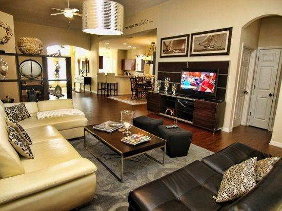 Luxurious 4 Bedroom Pool Home In Kissimmee 934EGC - Image 1 - Orlando - rentals