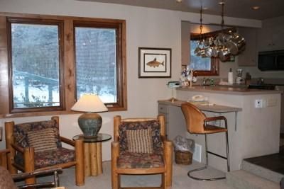 Prospector Condo 185 at Warm Springs - Image 1 - Ketchum - rentals