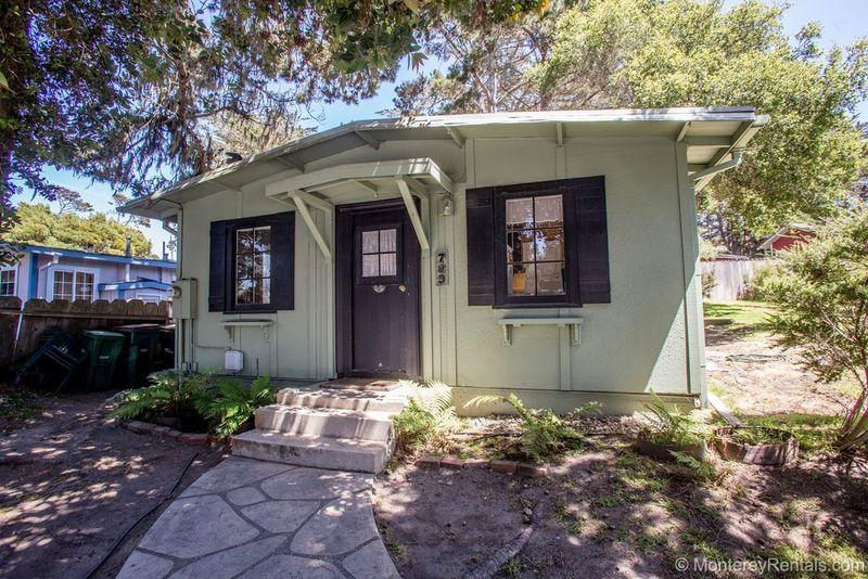 Rose Cottage - Image 1 - Pacific Grove - rentals