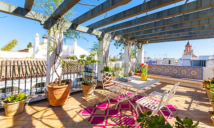 Casa Palacio San Jose III - Image 1 - Seville - rentals