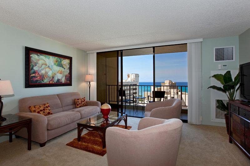 Great Location!  Incredible View! - Image 1 - Honolulu - rentals