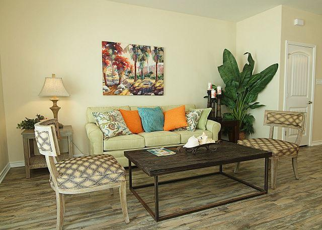 Professionally decorated 3/3 Townhouse at the Premier Vacation Destination! - Image 1 - Corpus Christi - rentals