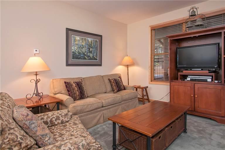 Corral 106S - Image 1 - Breckenridge - rentals