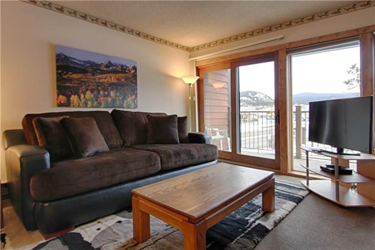 Sawmill Creek Condo 107 - Image 1 - Breckenridge - rentals