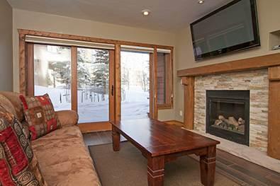Sawmill Creek Condo 110 - Image 1 - Breckenridge - rentals