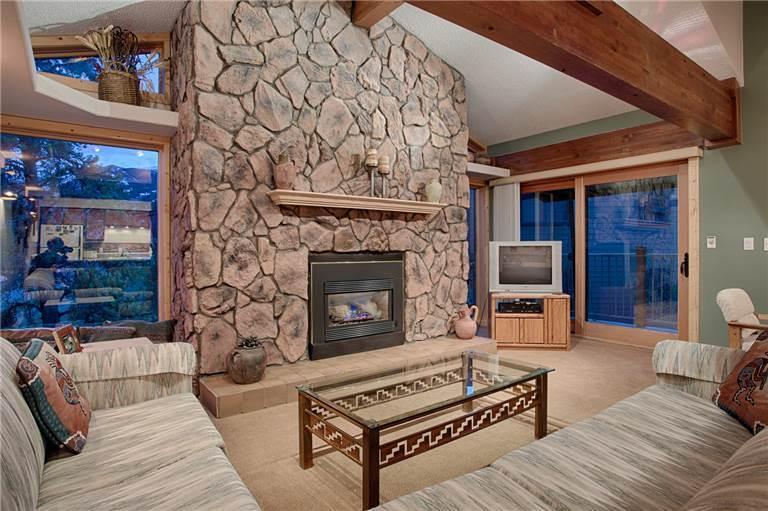 Sawmill Creek Condo 309 - Image 1 - Breckenridge - rentals