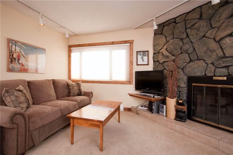 Sawmill Creek Condo 308 - Image 1 - Breckenridge - rentals